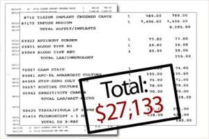 Overpriced-Hospital-Bill